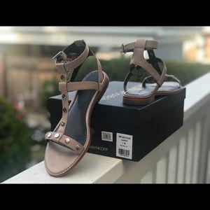 Rebecca Minkoff Gladiator Style Sandals